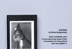 """""""SHIFTERS"""" book by Marta Bogdańska"""